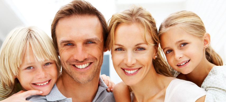 Caring for your family's smile